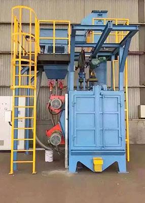 大龙铸工机械-3道出厂质量检测